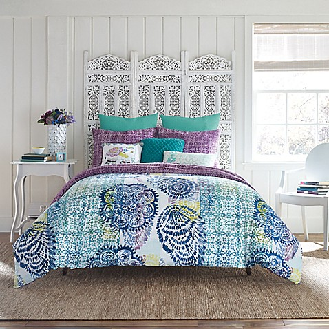 Anthology Willa Comforter Set Bed Bath Amp Beyond