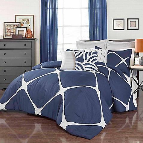 Vue® Cersei Comforter Set - Bed Bath & Beyond