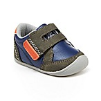 carter's® Every Step Stage 1 Crawl Size 2 Sneakers in Navy
