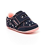 carter's® Every Step Stage 2 Stand Size 3.5 Sneakers in Navy/Pink