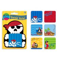 Stephen Joseph™ Magnetic Pirate Sweet Notes