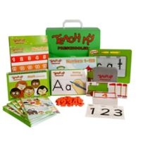 Teach My Preschooler Deluxe Learning Kit