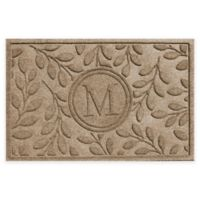 Weather Guard™ 23-Inch x 35-Inch Brittany Leaf Door Mat in Camel
