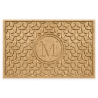 Weather Guard™ Ellipse Door Mat in Gold