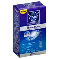 Clean Care® Plus 3 oz. Contact Cleaning & Disinfecting Solution with HydraGlyde