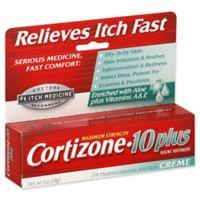 Cortizone 10® Plus 1 oz. Ultra Moisturizing Hydrocortisone Anti-Itch Creme