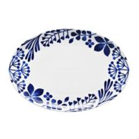 Noritake® Sandefjord 16-Inch Oval Platter