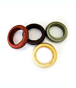 Anillos para servilletas Harvest Yarn, Set de 12