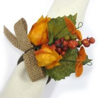 Excell Pods and Bows Napkin Ring