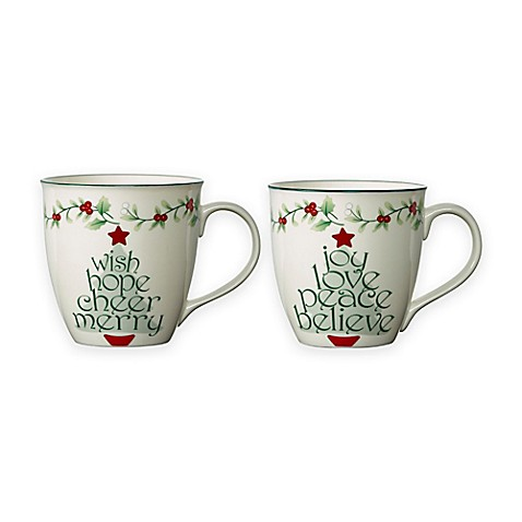 Image Result For Pfaltzgraff Winterberry Mugs