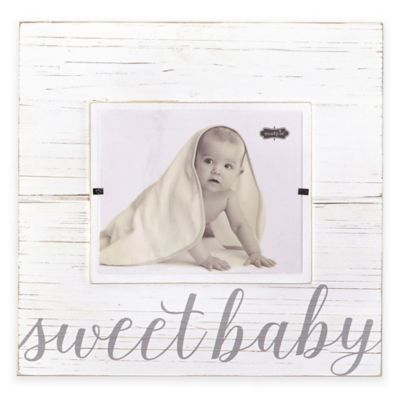 Mud Pie Baby Picture Frames from Buy Buy Baby