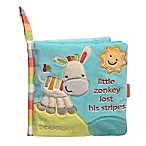 Little Zonkey Lost his Stripes  by Douglas Soft Activity Book