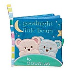 Bears Goodnight Soft Book