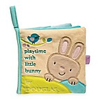 """Playtime with Little Bunny"" Soft Activity Book"
