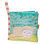 """Sleepy Little Lamb"" Soft Activity Book"