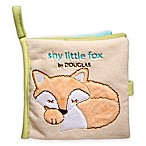 """Shy Little Fox"" Soft Activity Book"