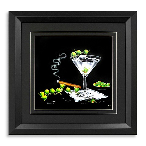 Martini Limbo Wall Art - Bed Bath & Beyond