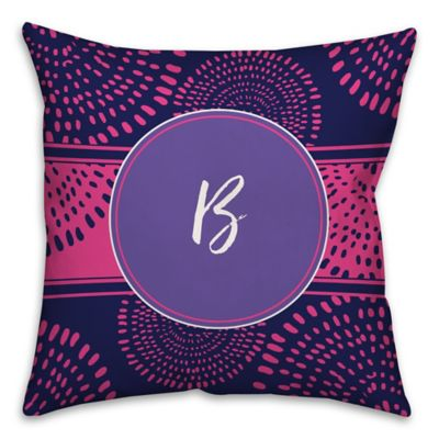 Madison Square 18-Inch Decorative Pillows : Buy Purple Decorative Pillows from Bed Bath & Beyond