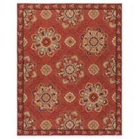 Surya Kelly 8-Foot x 10-Foot Indoor/Outdoor Area Rug in Rust