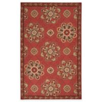 Surya Kelly 9-Foot x 12-Foot Indoor/Outdoor Area Rug in Rust