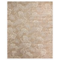 Feizy Dayuan 2-Foot x 3-Foot Accent Rug in Beige