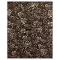 Feizy Dayuan 7-Foot 9-Inch x 9-Foot 9-Inch Area Rug in Brown