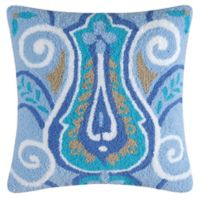 Daphne Square Throw Pillow