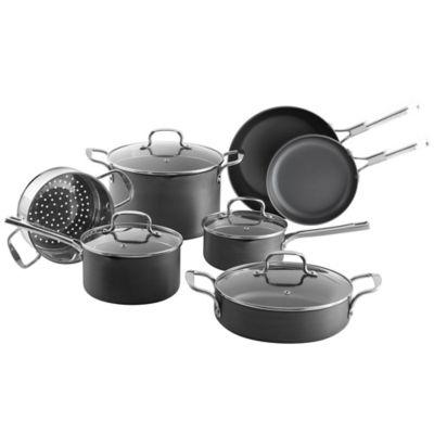 11 Piece Nonstick Cookware Set
