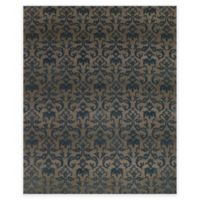 Feizy Kooshlame 2-Foot x 3-Foot Accent Rug in Grey/Teal