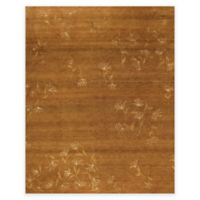 Feizy Tristesse 7-Foot 9-Inch x 9-Foot 9-Inch Area Rug in Terra Cotta