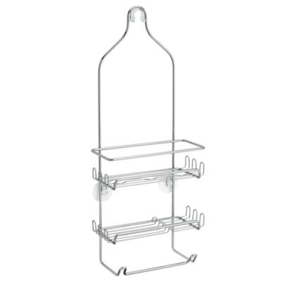 Buy Chrome Shower Caddies from Bed Bath & Beyond
