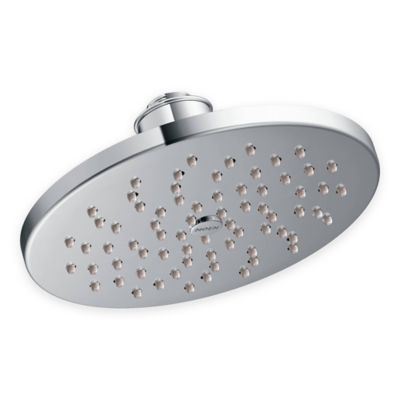 Etonnant Moen® 1 Function Eco Performance 8 Inch Showerhead In Chrome