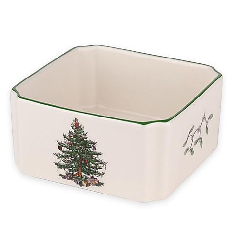 Spode Christmas Tree Sugar Packet Holder Bed Bath Beyond