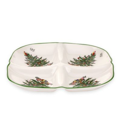 Buy spoder christmas tree large handled tray from bed bath for Christmas tree tray floor