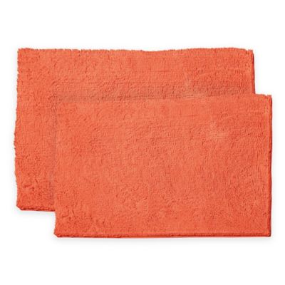Buy Coral Bath Mat From Bed Bath Amp Beyond