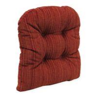 Klear Vu Gripper® Polar Extra Large Chair Pad in Garnet