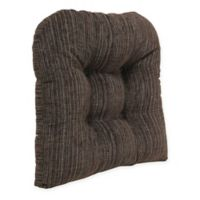 Klear Vu Gripper® Polar Extra Large Chair Pad in Chocolate