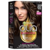 Garnier® Olia® 1-Count Brilliant Permanent Color Application in 5.03 Medium Neutral Brown