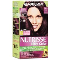 Garnier® Nutrisse® Ultra Color Nourishing Color Creme in BR2 Dark Intense Burgundy