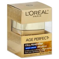 L'Oreal® Age Perfect® Cell Renewal® 1.7 oz. Night Cream