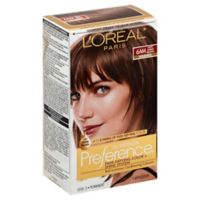 L'Oréal® Superior Preference Fade-Defying Color and Shine in 6AM Light Amber Brown