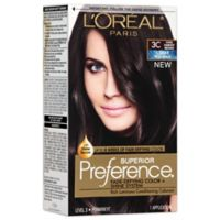 L'Oreal® Superior Preference Fade-Defying Color and Shine in 3C Cool Darkest Brown