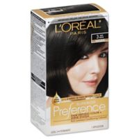 L'Oréal® Superior Preference Fade-Defying Color and Shine in 3 Soft Black