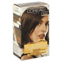 L'Oréal® Superior Preference Fade-Defying Color and Shine in 6A Light Ash Brown