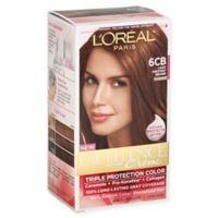 L'Oréal® Paris Excellence® Creme Triple Protection Hair Color in 6CB Light Chestnut Brown