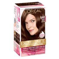 L'Oréal® Paris Excellence® Creme Triple Protection Hair Color in 5AR Medium Maple Brown