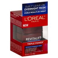 L'Oreal® Revitalift® Triple Power™ 1.7 oz. Intensive Overnight Mask
