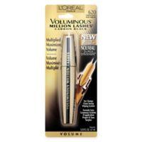 L'Oreal® Voluminous Million Lash Mascara Carbon Black