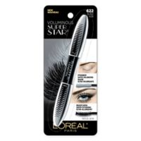 L'Oreal® Paris Voluminous® Superstar Mascara in Black