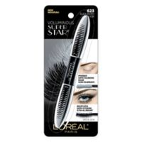 L'Oreal® Paris Voluminous® Superstar Mascara in Blackest Brown